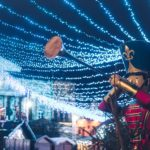 Ambiance magique au Village de Noël de Saint-Quentin