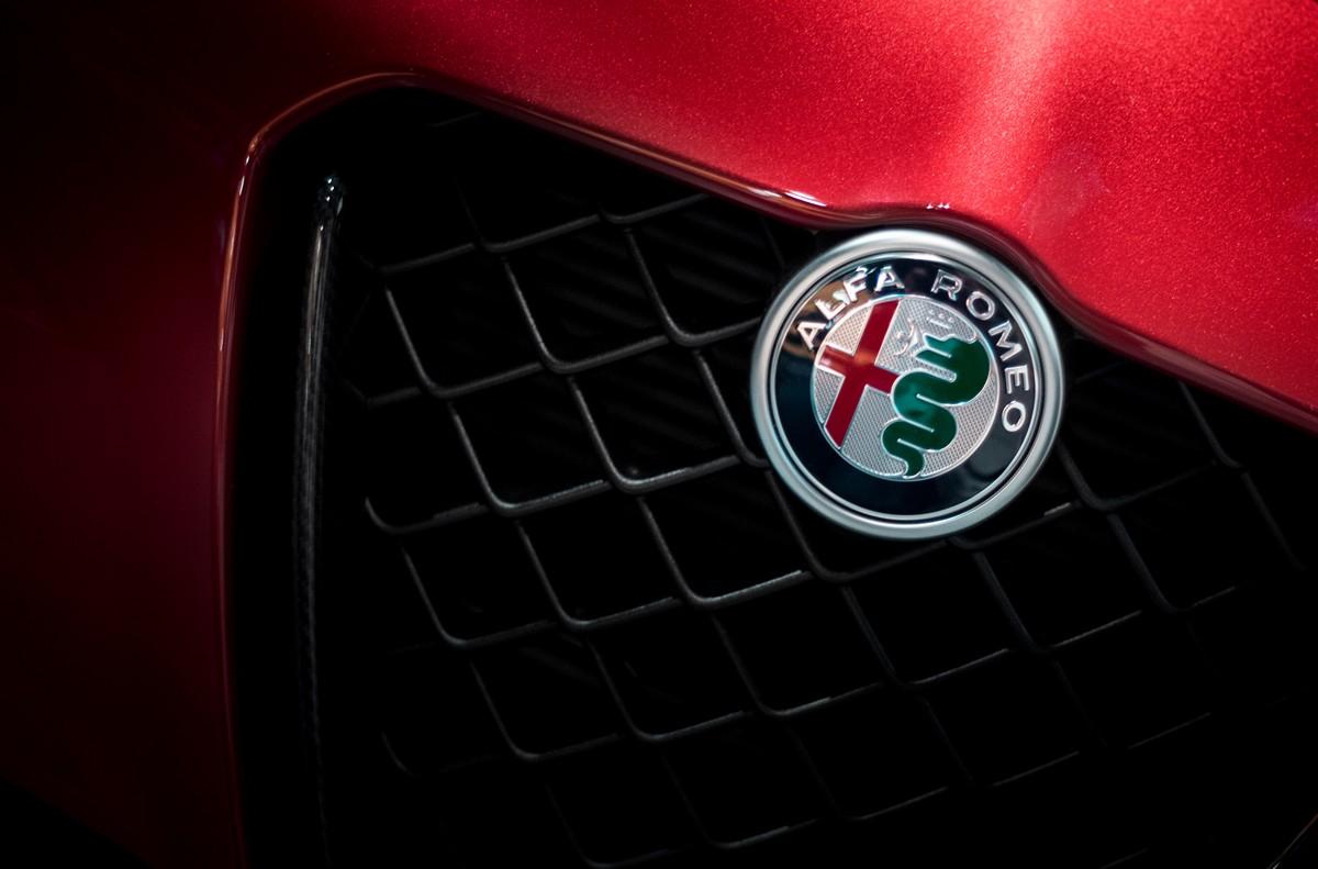 Scudetto Alfa Romeo Giulia