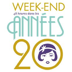 Logo Week-End 48h dans les Années 20